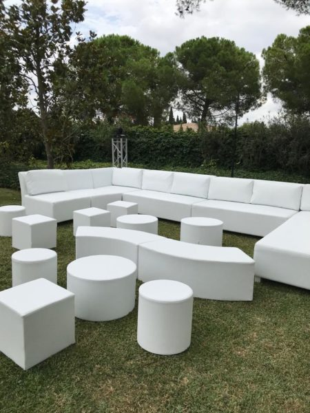 Alquiler mobiliario chill out