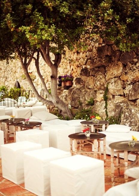 Alquiler mobiliario eventos Mallorca